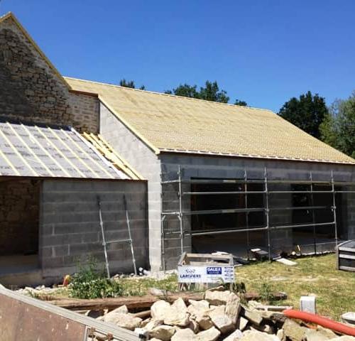 Construire un nouveau garage Haguenau