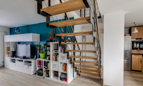 Installer un escalier Haguenau