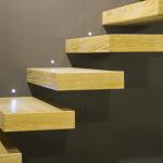 Escalier suspendu Haguenau